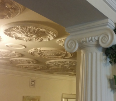 Plaster Mouldings