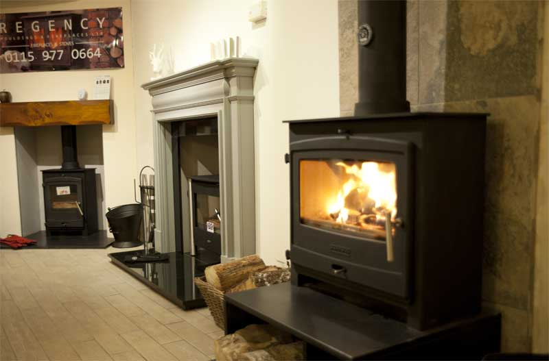 Regency Stoves and Fireplaces